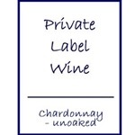 Private Label Chardonnay - unoaked