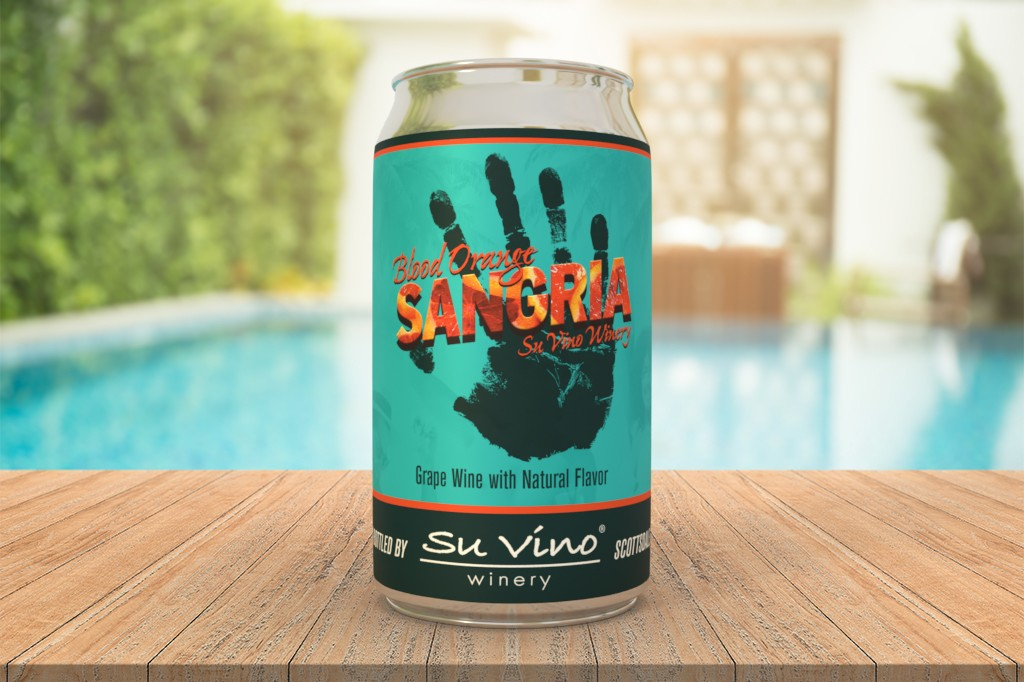 Sangria - 375ml Can