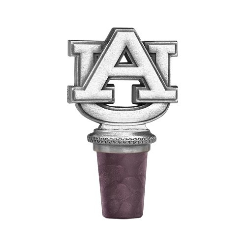 "Auburn University ""AU"" Tigers Bottle Stopper"