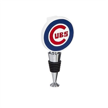 Chicago Cubs Bottle Stopper