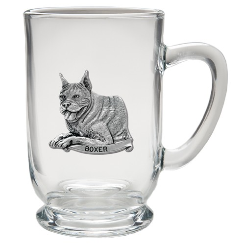 Boxer Clear Coffee Cup