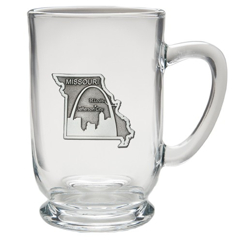 Missouri Clear Coffee Cup