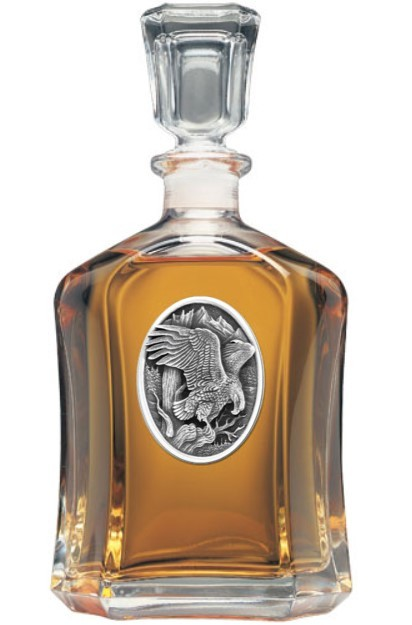 Eagle Capitol Decanter #2