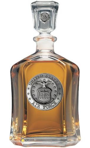 Air Force Capitol Decanter