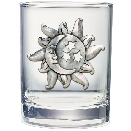 Celestial Double Old Fashioned Glass