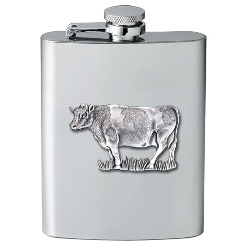 Cow Flask