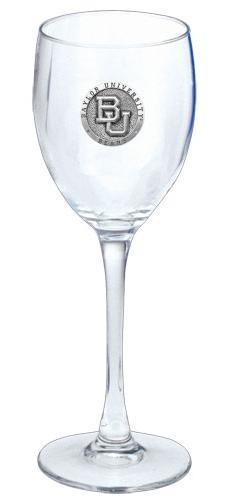 Baylor University Wine Glass