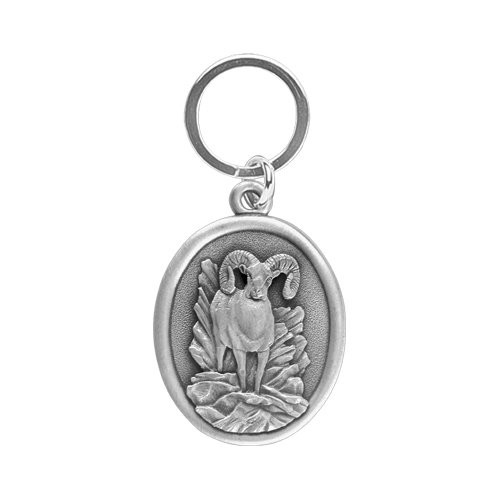 Bighorn Sheep Key Chain