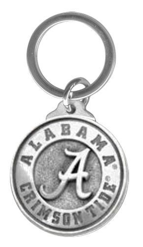 "Alabama ""A"" Crimson Tide Key Chain"