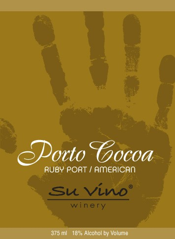Porto Cocoa-Chocolate Port