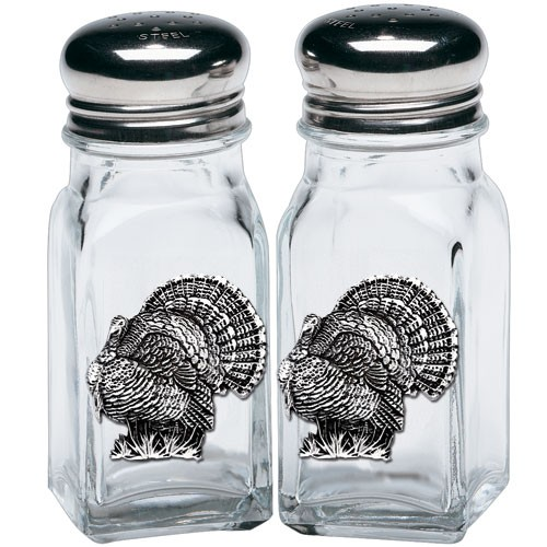 Turkey Salt and Pepper Shaker Set