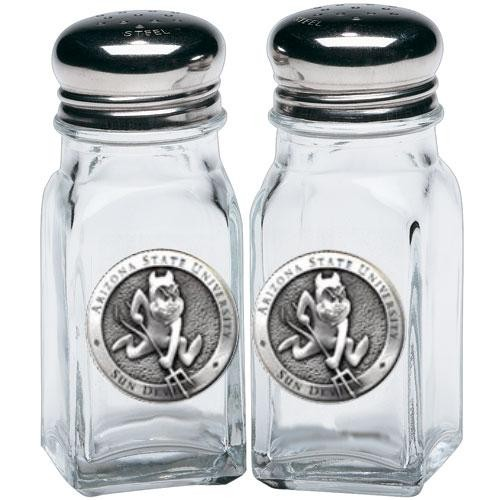 "ASU ""Sparky"" Salt & Pepper Shaker Set"