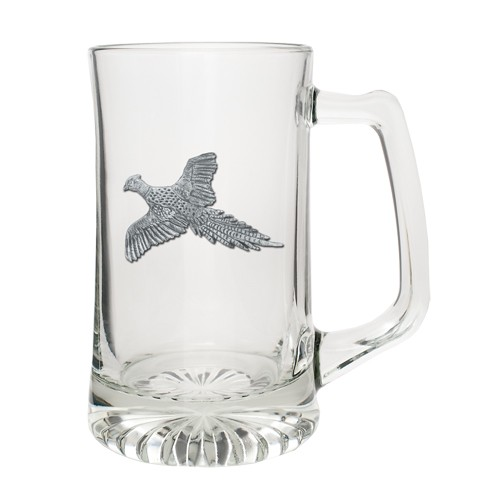 "Pheasant ""Flight"" Super Stein"