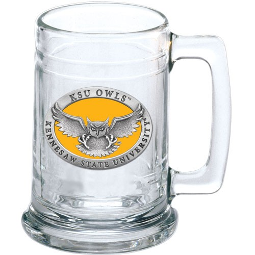 Kennesaw State University Stein - Enameled