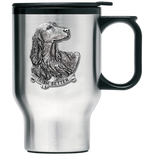 Irish Setter Thermal Travel Mug