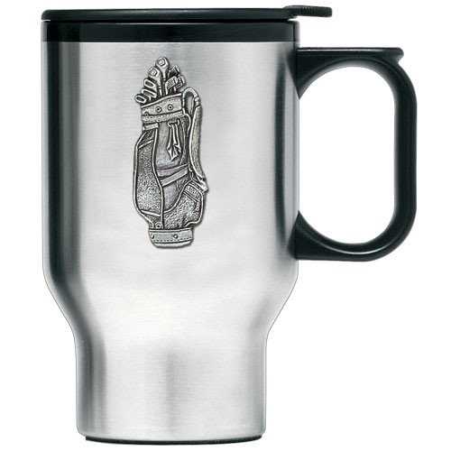 Golf Bag Thermal Travel Mug