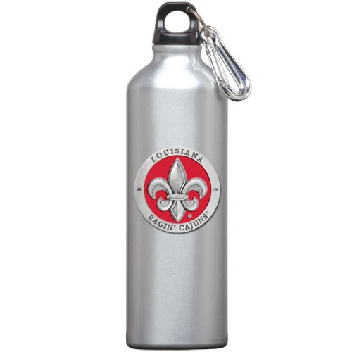 Louisiana at Lafayette Water Bottle - Enameled