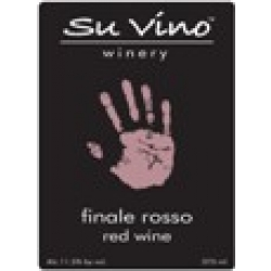 Finale Rosso - (Red Ice Wine Style)