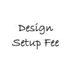 Design Setup Fee