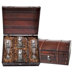Coyote Beer Set w/ Chest