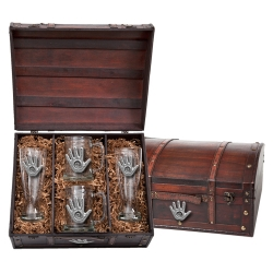 Spirit Hand Beer Set w/ Chest