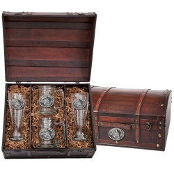 Train Beer Set w/ Chest