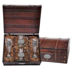 Eagle Beer Set w/ Chest