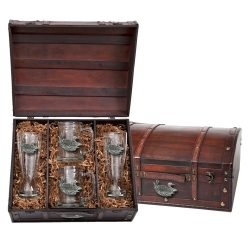 Loon Beer Set w/ Chest