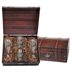 Maple Beer Set w/ Chest
