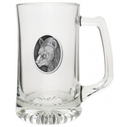 Black Bear Super Stein