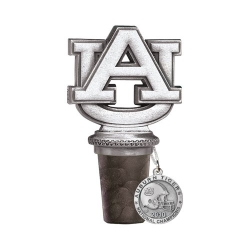 "2010 BCS National Champions Auburn University ""Tigers"" Bottle Stopper"