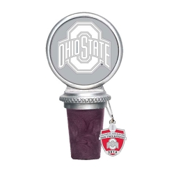 2014 BCS National Champions Ohio State Buckeyes Bottle Stopper