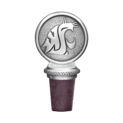 "Washington State University ""Cougars"" Bottle Stopper"
