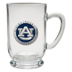 Auburn University Clear Coffee Cup - Enameled