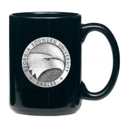 Georgia Southern University Black Coffee Cup
