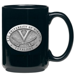 University of Virginia Black Coffee Cup