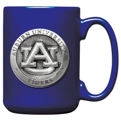 Auburn University Cobalt Coffee Cup