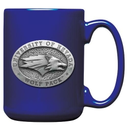 University of Nevada Cobalt Coffee Cup
