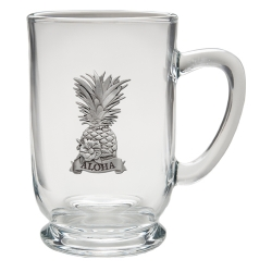 Hawaii Clear Coffee Cup
