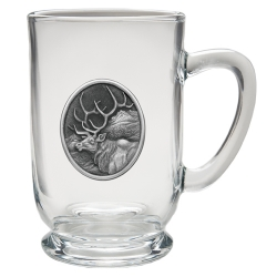 Elk Clear Coffee Cup