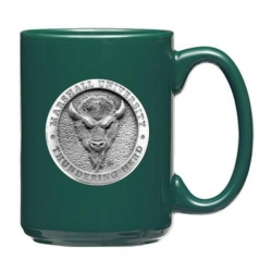 Marshall University Green Coffee Cup