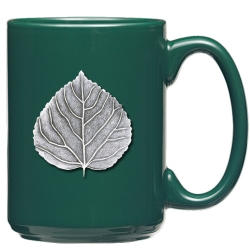 Aspen Green Coffee Cup