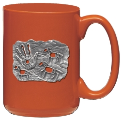 Spirit Pony Orange Coffee Cup