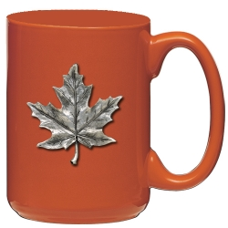 Maple Orange Coffee Cup