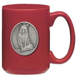 Fox Red Coffee Cup