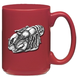 Crawfish Red Coffee Cup