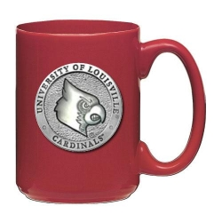 University of Louisville Red Coffee Cup
