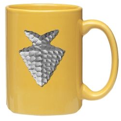 Arrowhead Yellow Coffee Cup