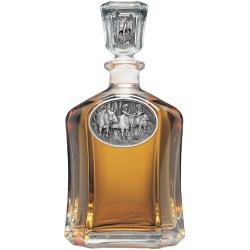 Moose Capitol Decanter