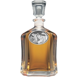 Polar Bear Capitol Decanter